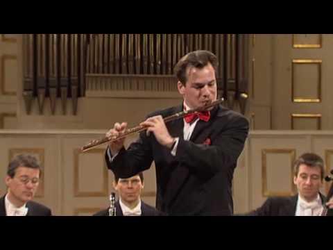 【Flute Concerto in G – 1st mov.】エマニュエル・パユ