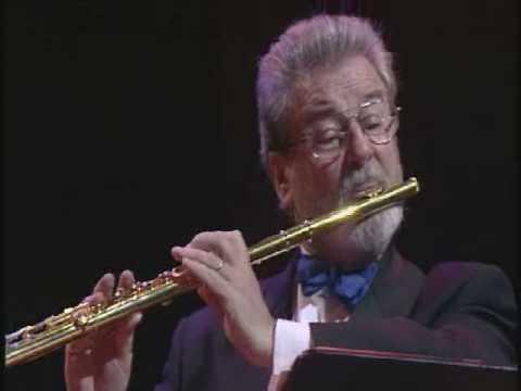 【La Flute De Pan 2nd mov.】ジェームス・ゴールウェイ