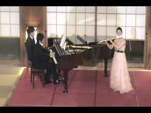 【Sonata for Flute and Piano】新村理々愛
