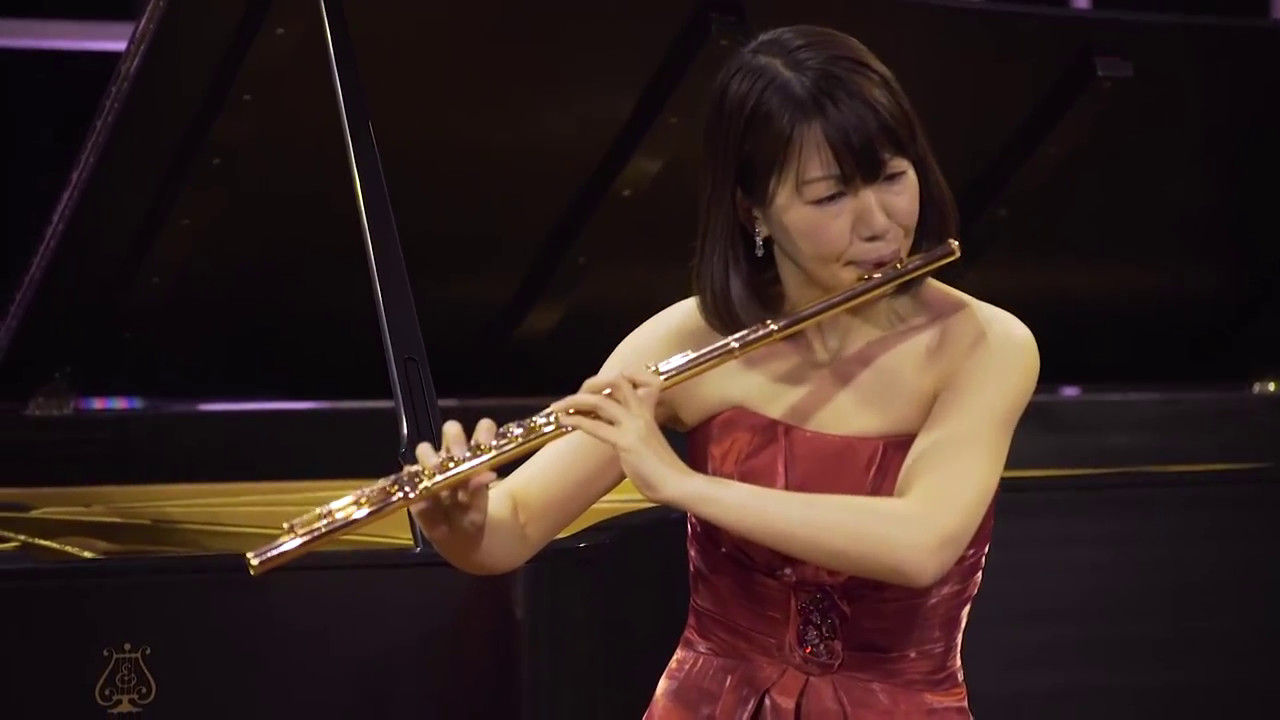 【Sonata for Flute and Piano】上野由恵